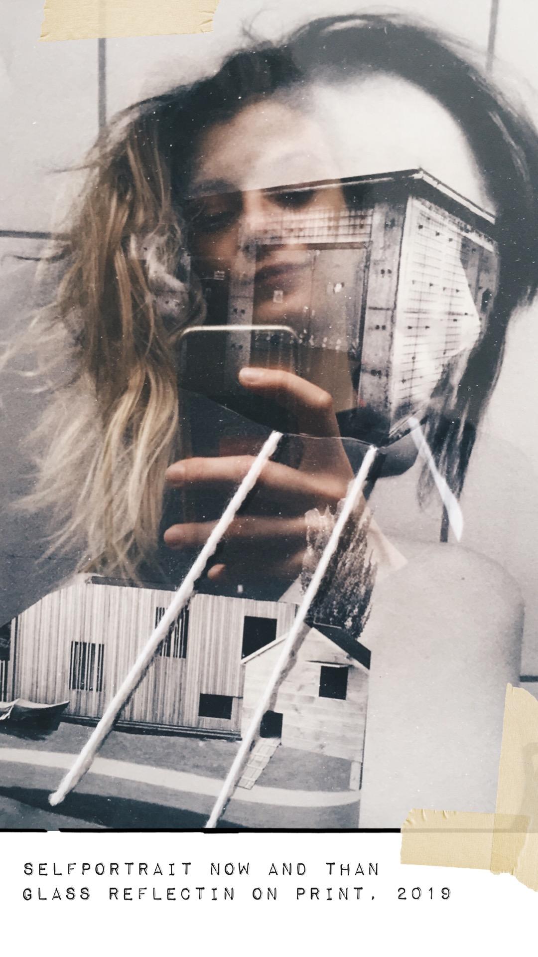 Experimental Self Portrait
